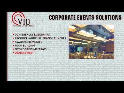 VIO EVENTS AND ENTERTAINMENT   EVENT PLANNING & ORGANISER