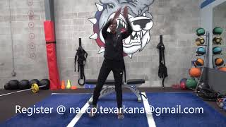 Greater Texarkana Branch NAACP Fitness Challenge