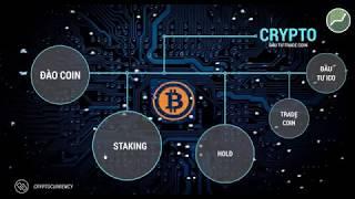 5 loại hình đầu tư trong thị trường tiền ảo dành cho người mới bắt đầu với Crypto