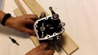 видео как на ланосе поменять шток переключения передач