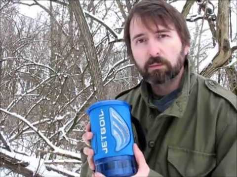 Fuel Tools - How to Jetboil Hot Cocoa in the Snow