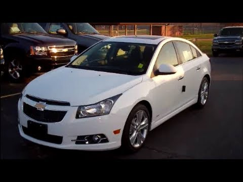2013 Chevy Cruze LTZ RS   YouTube