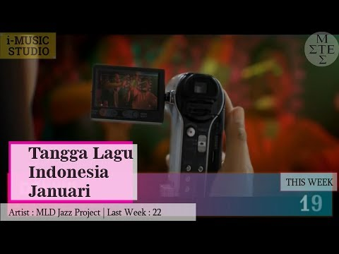 Tangga Lagu Indonesia Terbaru | TOP CHART IRADIO JANUARI 2019 (Week 1)