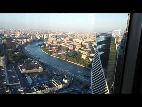 Ресторан Sixty, Moscow city, 62 этаж, 21 мая 2017