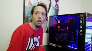 Video de MI NUEVO ORDENADOR -GEFORCE GTX PC  POWERED BY MSI