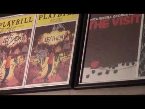 Musical Theatre Room Tour!
