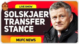 Solskjaer's Transfer Order! Man Utd News Now