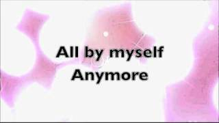 Glee, Charice Pempengco - All By Myself WIth Lyrics