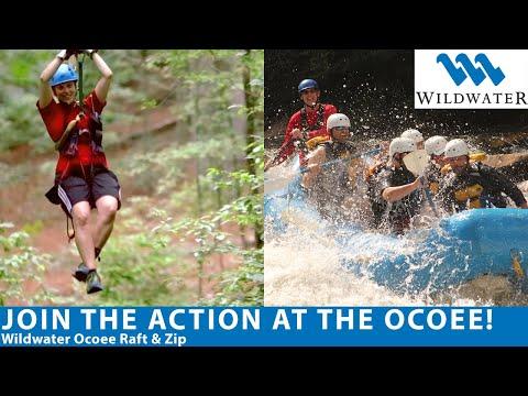 Wildwater Ocoee Raft & Zip - Ducktown TN