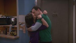 The Big Bang Theory - La reconciliación de Sheldon y Amy (Temporada 9)