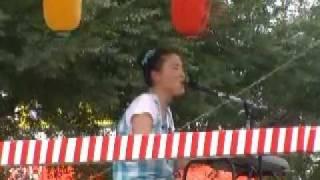 岩田 尚子(Iwata Naoko)イベント出演:2011.8.7 (日) 神奈川県大和市・...
