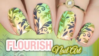 🍃 CLEAR JELLY STAMPER tutorial 🍂 Layered Stamping Nail Art (2020)