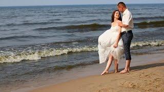 Дарья и Андрей - свадьба на берегу оз. Байкал