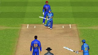 22nd June India vs Afghanistan ICC World cup 2019 full match Highlights real cricket 2019 Gameplay
