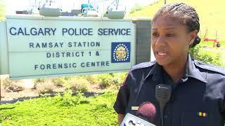 Calgary Police safely detonate backyard grenade