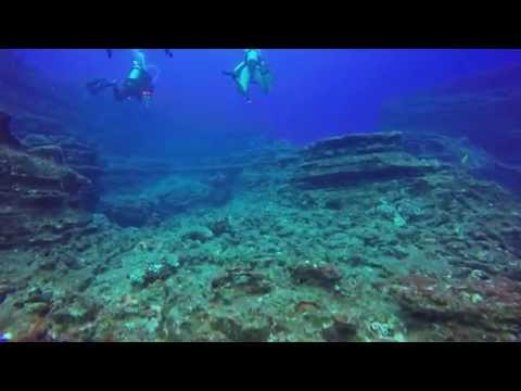 Kauai & Ni'ihau, Hawaii Diving Oct. 2015