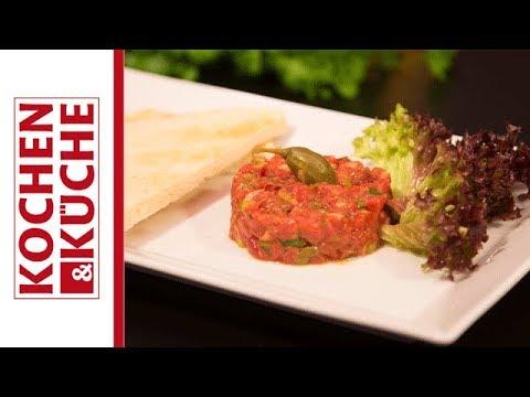 Beef Tatar selber machen | Kochen und Küche - YouTube