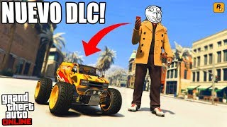 NUEVO DLC EN GTA ONLINE! NUEVOS COCHES DE RADIOCONTROL! NO TE PONEN ESTRELLAS!