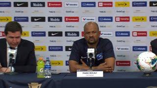 Full Press Conference: Mario Bocaly - Cuba (0) - (3) Martinique