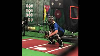 Konner McClellin - Catching Drills - Class of 2020