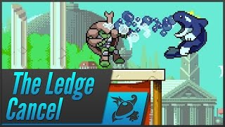 Rivals of Aether - Ledge Cancel