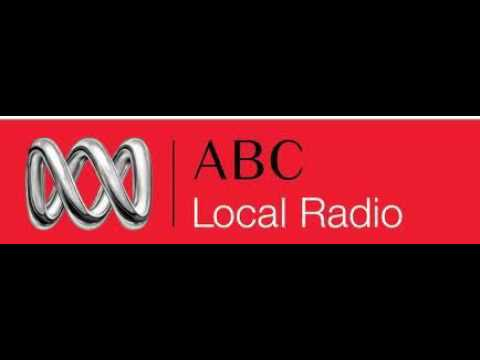 Interview on ABC Local Radio with Jon Fein and Dr Dvir Abramovich