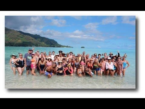 Tahiti 2017 with Singles in Paradise