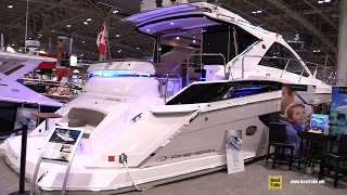 2017 Regal 53 Sport Coupe Motor Yacht - Walkaround - 2017 Toronto Boat Show