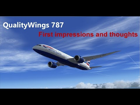 P3D/FSX] QualityWings B787 - Seite 6 - Aircraft