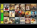 Top 36 Highest Grossing Indian Movies of All Time | Domestic Collection | Top 36 Hindi Movies List.