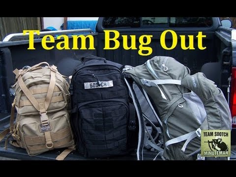 Group Bug Out Night
