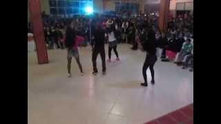 Danza moderna la espeluca aniversario  113 años de fundación San Francisco Putumayo