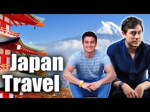Chris Okano & Chris Broad Japan Travel Discussion Live