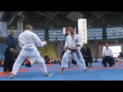 World Championship Lodz, Poland Oct (Dejan Nedev vs.Musat Cornel)