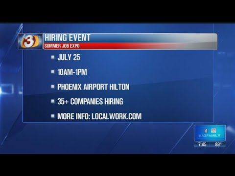 Hot jobs in the Valley