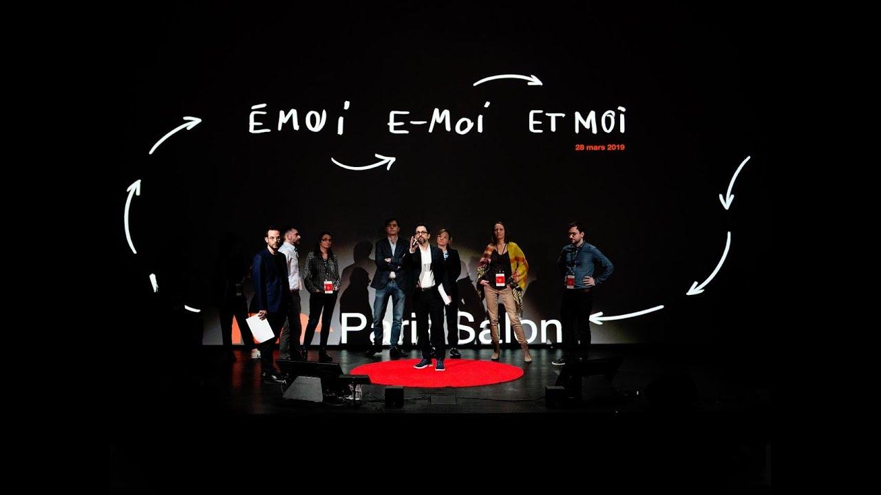 Download Les coulisses de TEDxParisSalon 2019