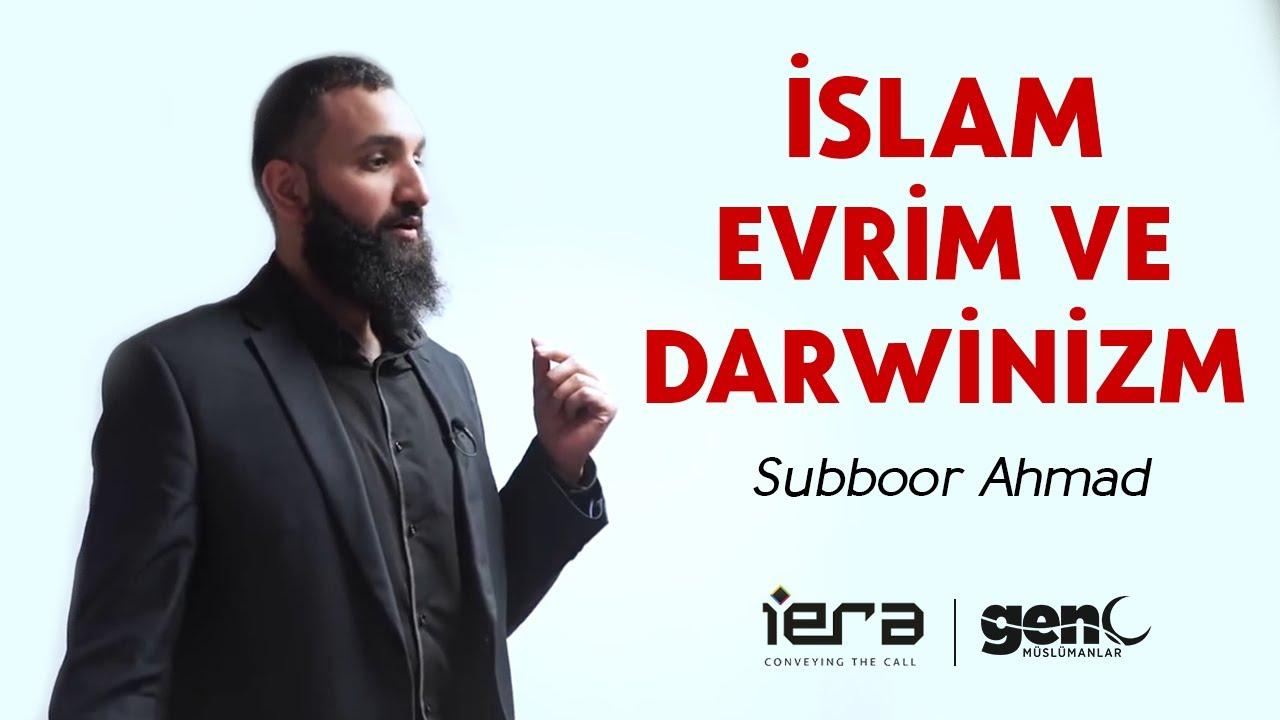 Download İslam Evrim Hakkında Ne Diyor? - Subboor Ahmad [Türkçe Altyazılı]