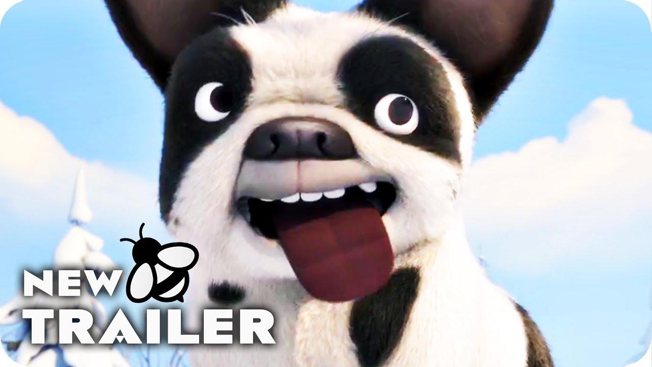 Racetime Trailer (2018) Animation Movie