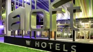 Aloft Hotels Brand Video - 2012