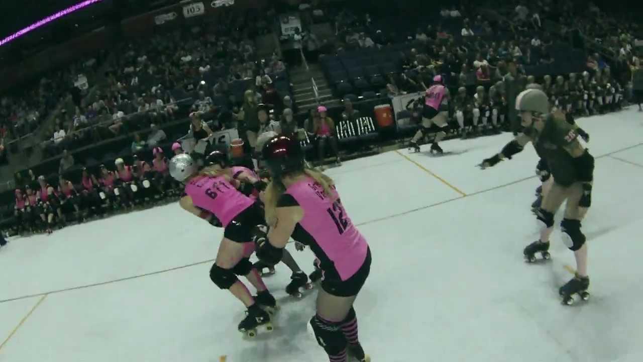 Roller skating denver - Denver Roller Dolls Vs Rocky Mountain Roller Girls Roller Derby In Broomfield Co 09 15 12 1st Half Youtube