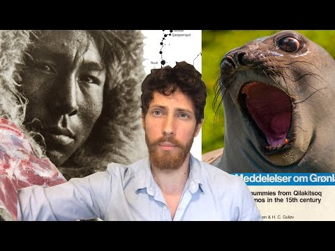 Eskimo Meat Argument Settled, I-nu-it Was Wrong