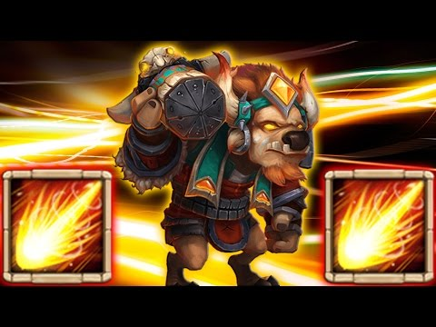 Minotaur Chieftain 10/10 Skill 5/5 Revitalize!!!