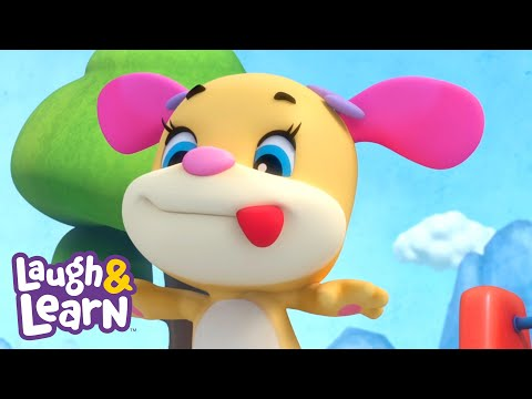 Laugh & Learn™ - Hopscotch Counting+ More Kids Songs | Learning 123s |  @Fisher-Price®