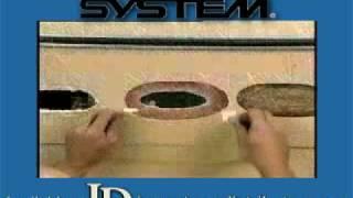 West System Fiberglass Repair Howto Part I