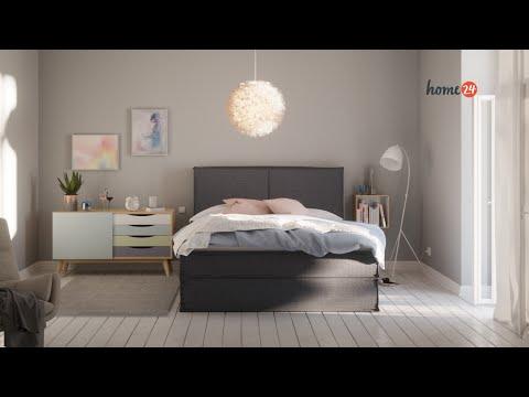 home24 werbespot 2016 dein schlafzimmer zum tr umen youtube. Black Bedroom Furniture Sets. Home Design Ideas