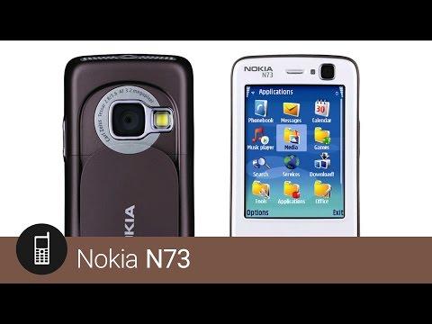 Retro: Nokia N73