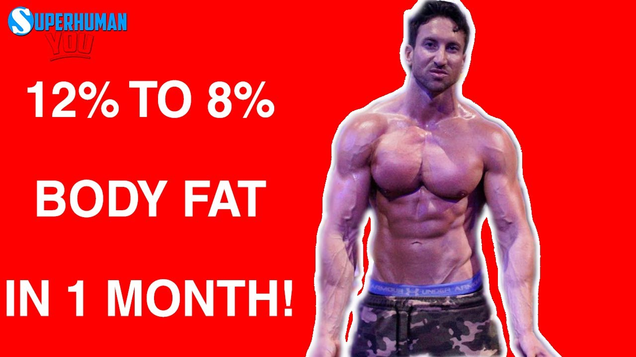 Download RIPPED 8% Body-Fat!   7 CHEAT-CODES To Go From 12% to 8% BODYFAT in 1 Month