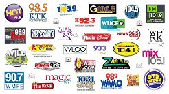 Orlando Florida's 31 FM Radio Stations (Aircheck)