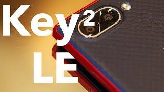 Blackberry Key2 LE im Test: Das Hands-on | deutsch