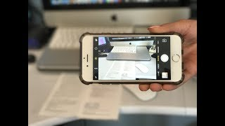 How to Scan, Fill & Sign Documents on iPhone in 2017
